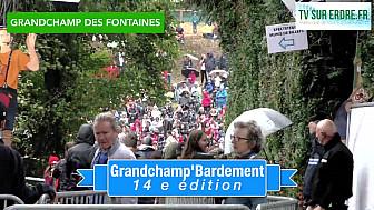 Grandchamp'Bardement 2018: le Festival des Arts de la Rue dans un Jardin a fait le plein malgré la pluie.