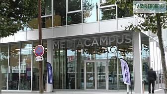 Inauguration du Médiacampus 2017