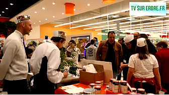 Nozay : Salon des mini entreprises