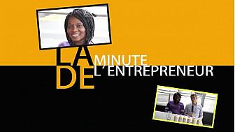 La Minute de l'Entrepreneur : Koriya Kourouma
