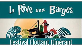 La rive aux barges > Festival Flottant Itinérant