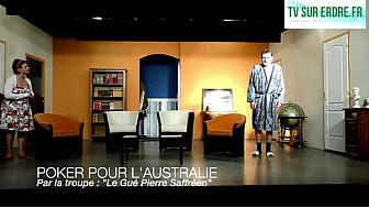 Saffré : Poker Pour l'Australie