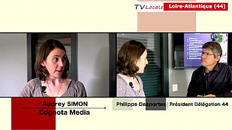 Les Rendez-Vous Économiques : Audrey Simon / Cognota Média
