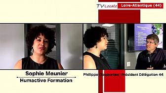 Les Rendez-Vous Économiques : Sophie Meunier Humactive Formation @entreprise @économie