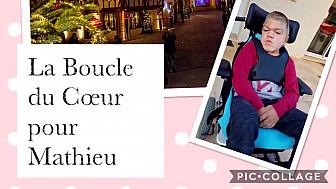 Défi relevé : Mathieu et sa famille passeront Noël en Alsace.