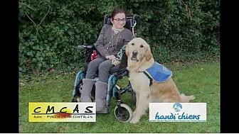 La Catalane Handi'chiens - Soirée de remise officielle d'Impoo