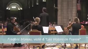 Les Violons de France en tournée en France vous offrent cet extrait