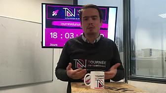 Jean Philippe Delbonnel présente le programme de la Tournée Du Numérique 2019 @TDN_2019