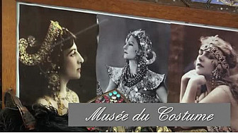 EXPOSITION DE COSTUMES A VALENCE GERS #OCCITANIE #tvlocale_fr