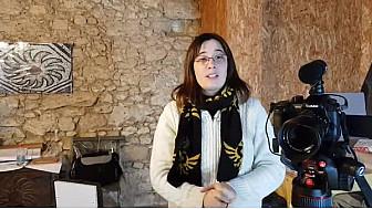 Tournage à Séviac #Patrimoine #Projet #Portrait #Gers #Occitanie #TvLocale_fr