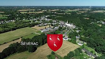 Vidéo de présentation de la commune de Sévérac en 2019