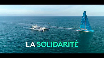 Energy Observer retrouve les quais de son port d'attache : Saint-Malo ! Du 24 octobre au 4 novembre @energy_observer