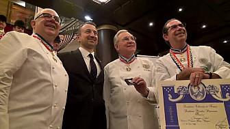 DÎNER DE CHASSE 2018  - Académie Culinaire de France - @tvdeschefs - @smartrezo - @tvlocale
