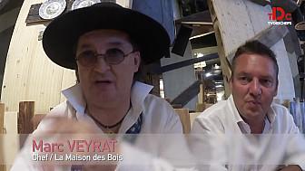 Marc VEYRAT, fan du cornichon français !