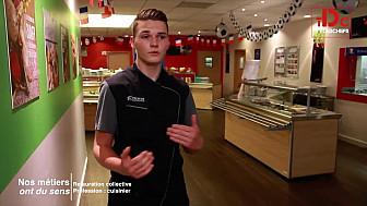 #NosMétiersontdusens ! - La restauration collective concédée - Métier - cuisinier - @Tvdeschefs - @Smartrezo
