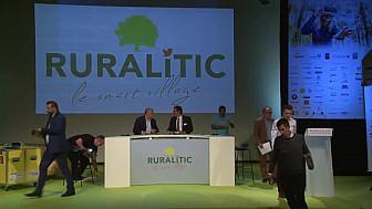RuraliTIC 2018 ; RURALITIC 30 Août 2018 5 Startups pitchent en 2 minutes