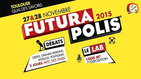 @Toulouse : 4ème édition de #Futurapolis, le monde des #Makers @Futura_Polis