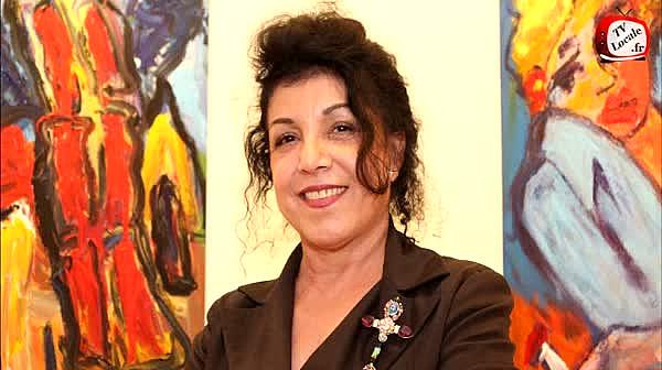 Misha Changizi, ou la passion de la Couleur à la Galerie Betti