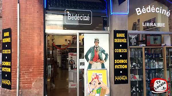 Imaginaire Magasin toulouse : librairie bédéciné - spécialiste bd, comics vo & vf