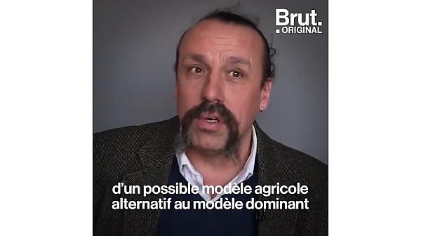Benoeticirc;t Biteau sur la videteacute;o de Brut. France In
