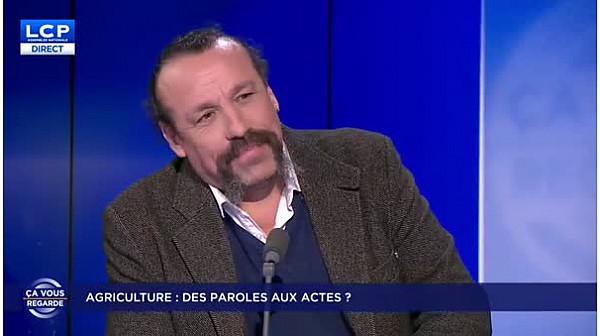 Benoeticirc;t Biteau sur LCP la chaeticirc;ne parlementaire