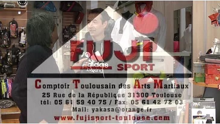 FUJI SPORT Toulouse le spécialiste des équipements pour les Arts Martiaux et les Sports de Combat