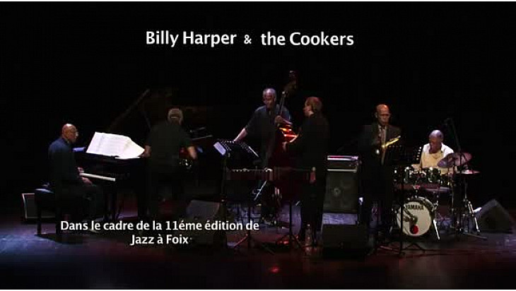Billy Harper & The Cookers au Festival de Jazz de Foix 2013