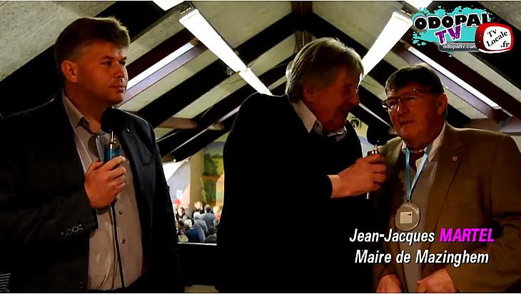 ITW Jean-Jacques MARTEL et Arnaud PICQUE - 5ème Fête de la Pomme - Mazinghem - 28/10/2017
