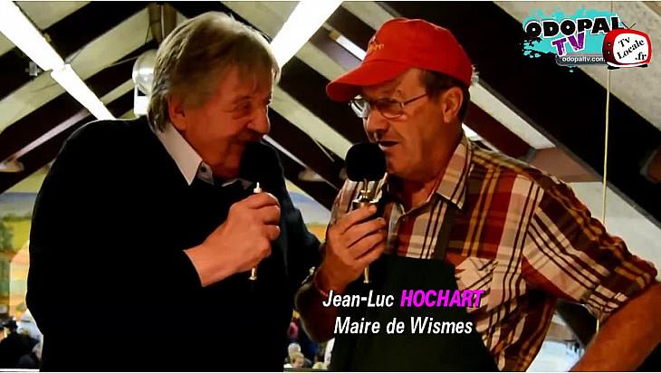 ITW Jean-Luc HOCHART - 5ème Fête de la Pomme - Mazinghem - 28/10/2017