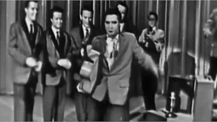 Rock'N'Roll Story émission 2 de Jean VEIDLY consacrée à Elvis Presley