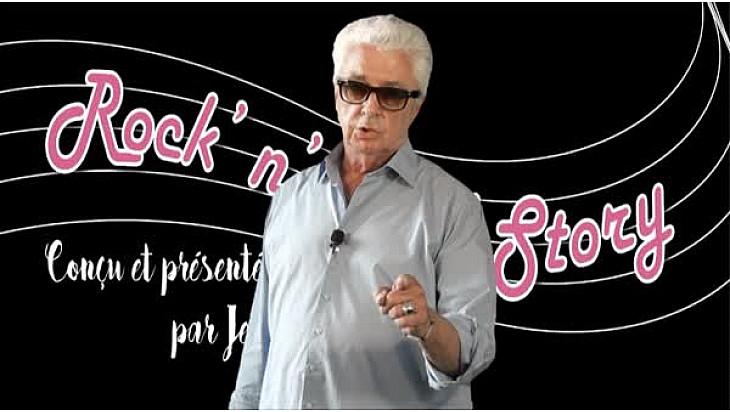 Jean  VEIDLY avec 'Rock'n'Roll Story' va vous faire découvrir ou redécouvrir le #Rock'n'Roll des années 60 - 70