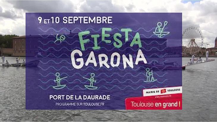 Jean-Luc MOUDENC était présent à la première édition de la FIESTA GARONA de @Toulouse le 10 septembre 2017 @jlmoudenc 