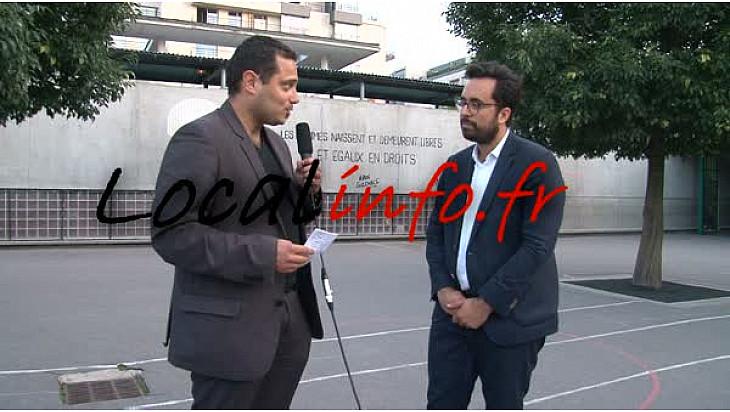 Le Ministre Mounir MAHJOUBI répond aux questions du Réseau Numérique Localinfo.fr concernant la Notion du numérique autour du citoyen et du territoire @mounir @TvLocale_fr