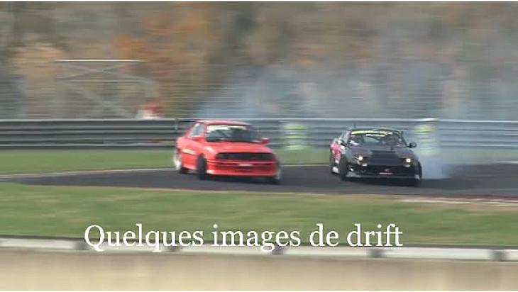 La 2ème manche #Championnat de France de Drift 2016 se déroule sur le circuit du #Castellet ce week end #TVLocale_fr