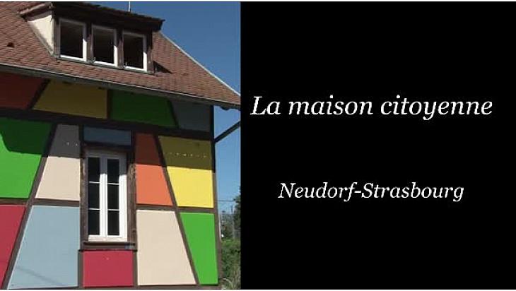 #Maison citoyenne à Strasbourg un lieu participatif et convivial ouvert à tous.