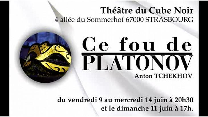 ' Ce fou de Platonov ' adapté d'un texte de Tchekhov, par la Compagnie Au même Instant : un moment intense de partage