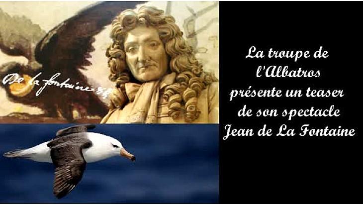 La troupe de l'Albatros -Lingolsheim a présenté un teaser de son spectacle Jean De La Fontaine