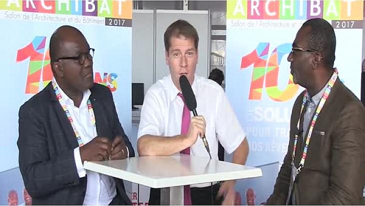 ARCHIBAT 2017: ARCHI-LIVE avec des exposants d'entreprises françaises