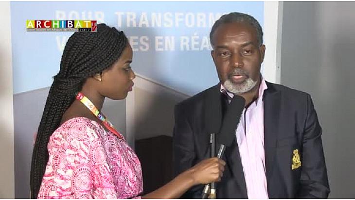 ARCHIBAT 2017 : PARI REUSSI, CAP SUR 2019 - Cote d'Ivoire @Archibat_CIV