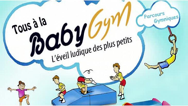 'Tous à la Baby Gym' les 25.26 novembre 2017 à Toulouse
