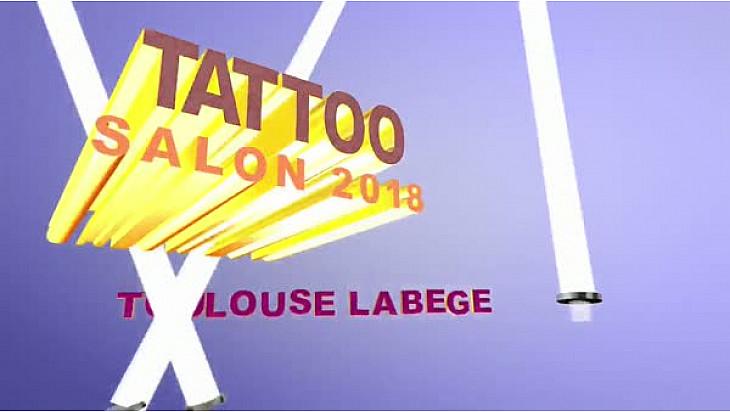 Salon tattoo 2018 à Labège #tattoos #tatouage #toulouse  #tvlocale.fr