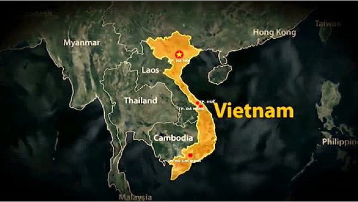 Interview de Mr l'Ambassadeur du Vietnam  #FranceVietnam45 #vietnam #commerce #international #tvlocale.fr
