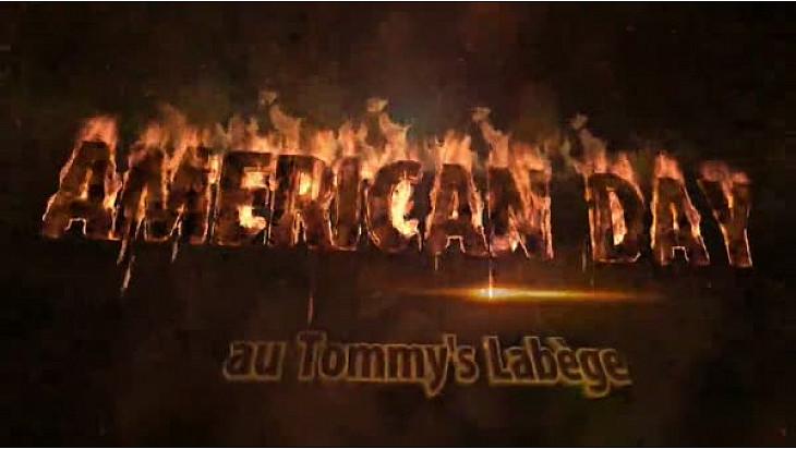 American Day au Tommy's café Labège #tommysdiner #american #vintagecars #retro #tvlocale.fr