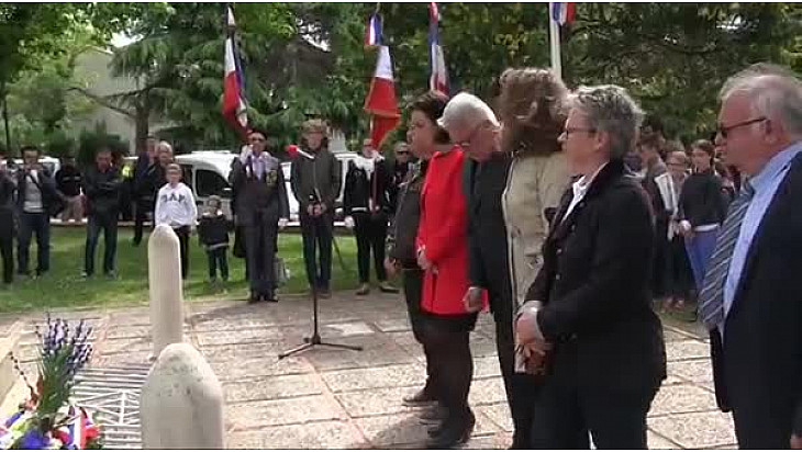 Colomiers: Commémoration de la victoire du 8 mai 1945#Colomiers #FNACA #commemorations