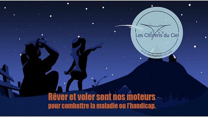 Soirée caritative des Citoyens du Ciel #aeroscopia  #aviation #handicap #associations #tvlocale.fr #cgr-reportage.fr