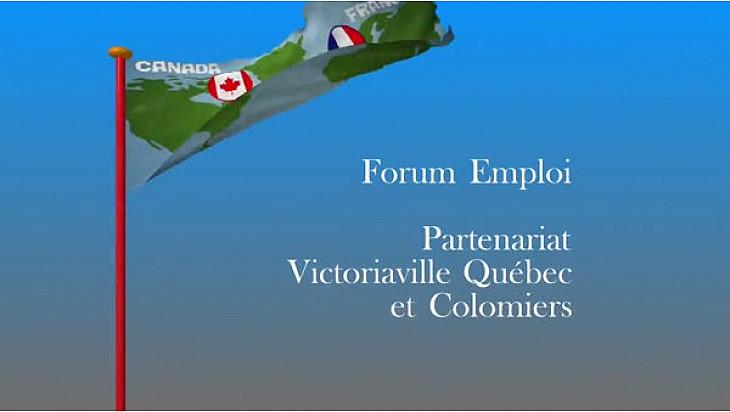 Colomiers ,Forum emploi 2018 #emplois #formation #quebecregion #travail #tvlocale.fr