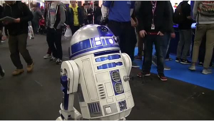 Toulouse Game Show fin 2016 #tgs  #ToulouseGameShow  #Cosplay  #Toulouse #TvLocale-fr