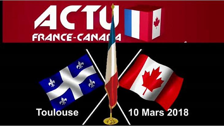 Toulouse :  Réception délégation parlementaire du canada #International  #aéronautique #Airbus #bombardier #tvlocale.fr