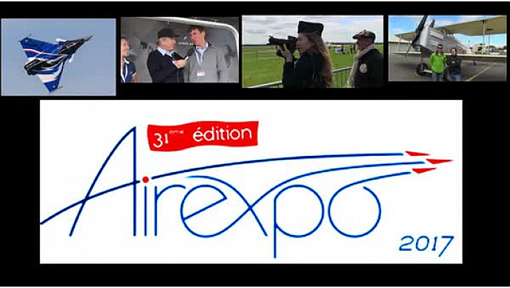 Airexpo 2017 Muret le herm le meeting #muret #airexpo #airshow #aviation #TvLocale-fr