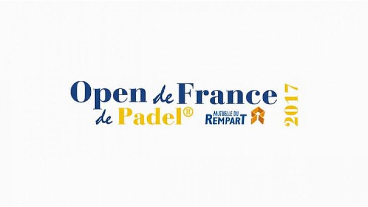 Les dernières news sur l'Open de France de Padel Mutuelle du Rempart 2017